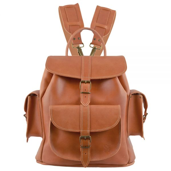 leather bag manufacture