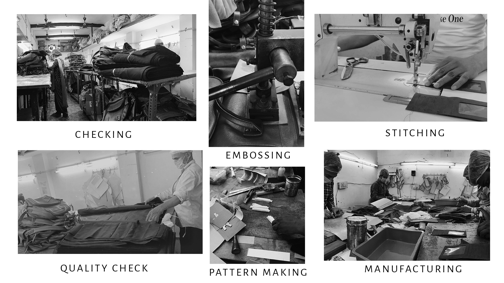 leather making process